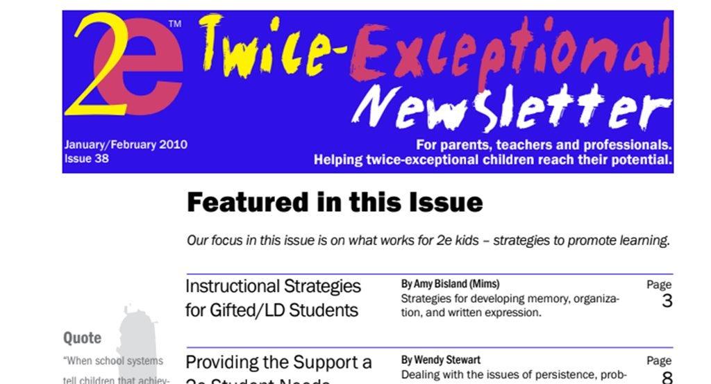2e Newsletter Issue 38: January/February 2010