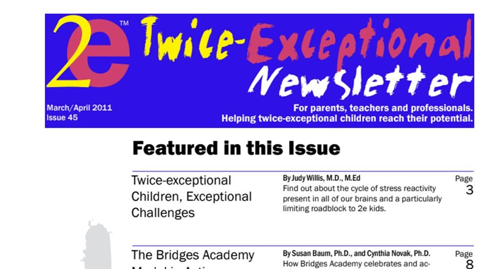 2e Newsletter Issue 45: March/April 2011