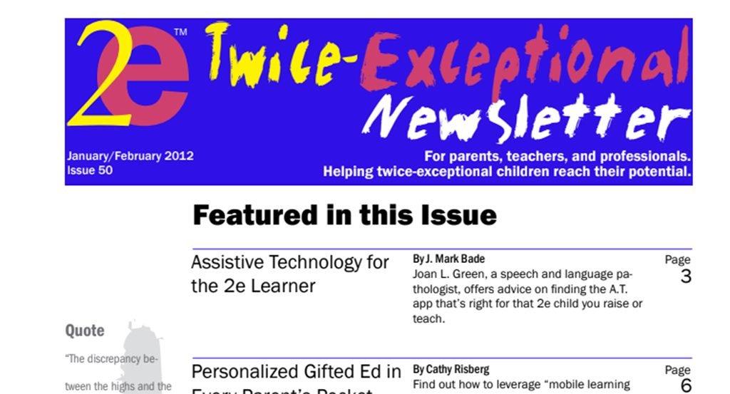 2e Newsletter Issue 50: January/February 2012