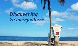 2eNews.com and Variations2e: The New Homes of 2e Content