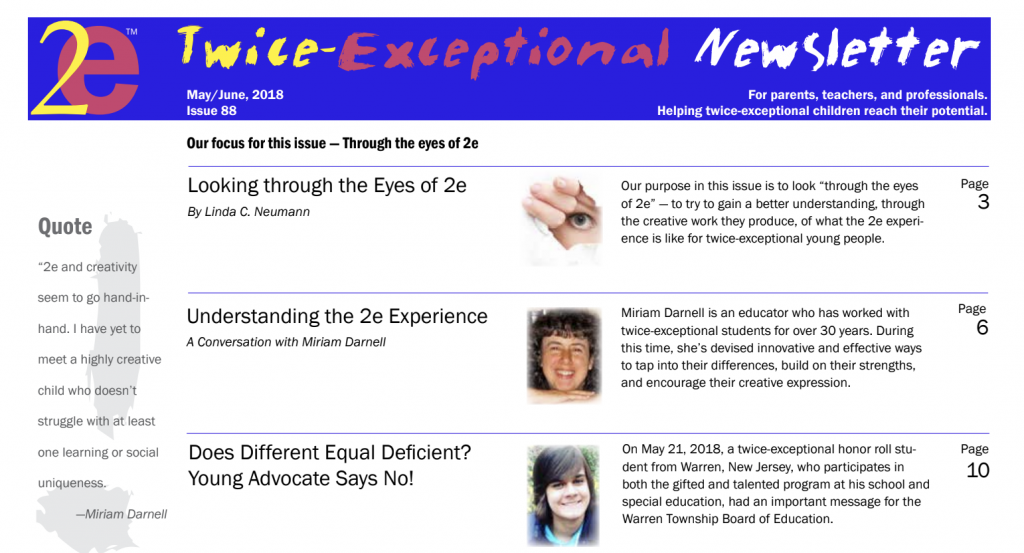 2e Newsletter Issue 88