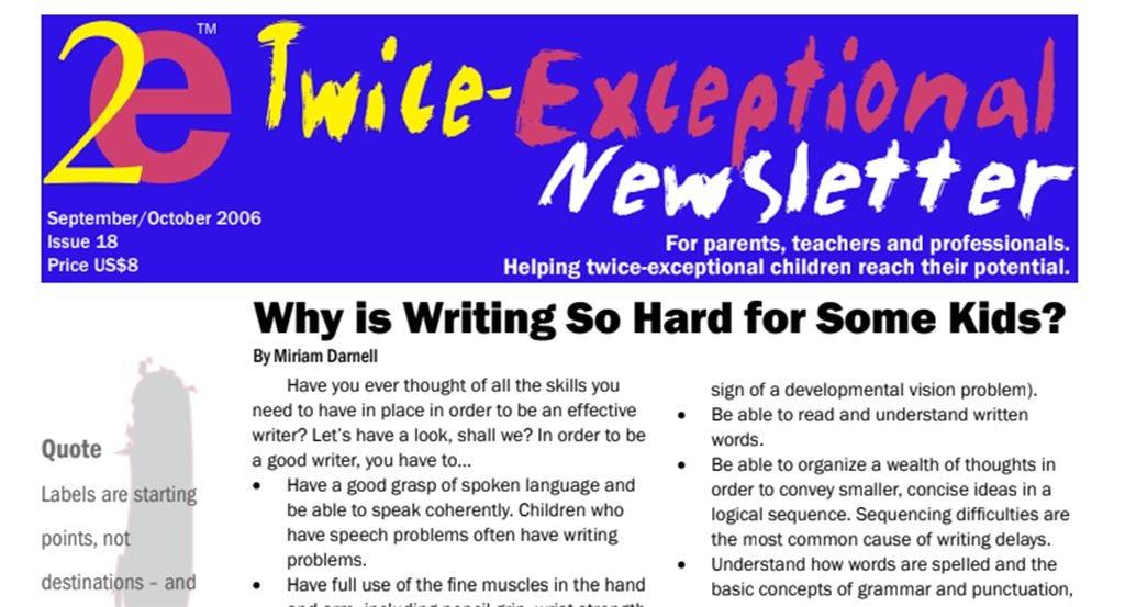 2e Newsletter Issue 18: September/October 2006