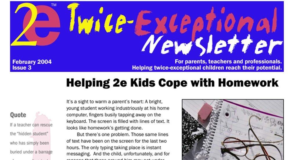 2e Newsletter Issue 3: February 2004