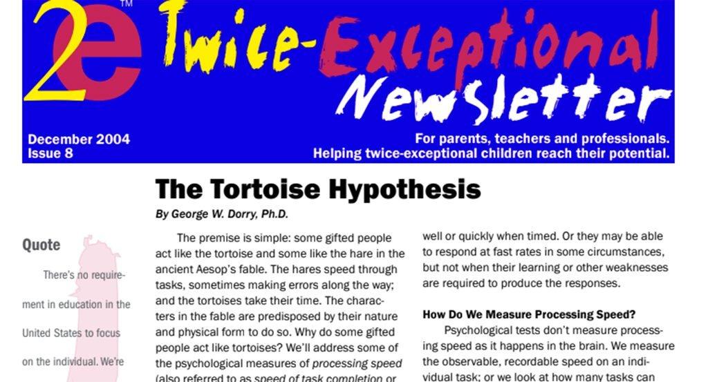 2e Newsletter Issue 8: December 2004