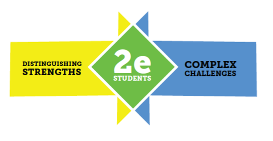 2e Students: Strengths and Challenges overlap