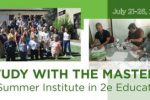 Study with the Masters