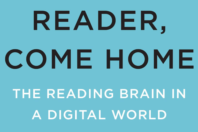 Reader, Come Home book cover