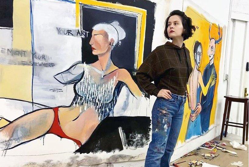 Elinor Shapiro and her art